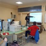Εργαστήριο Πληροφορικής, Γυμνάσιο Αιγινίου