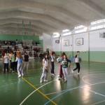 Κλειστό Γυμναστήριο, Γυμνάσιο Αιγινίου