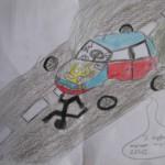 διαγωνισμός για την οδική ασφάλεια, γυμνάσιο αιγινίου