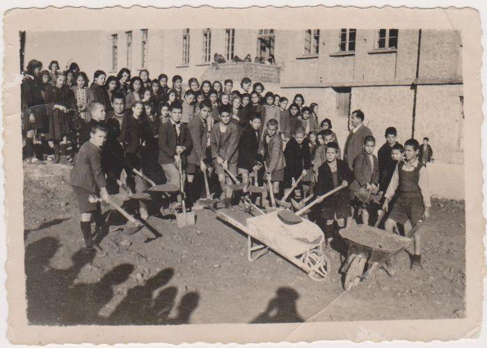 Ο Αγρότης του Αιγινίου τη δεκαετία του 60